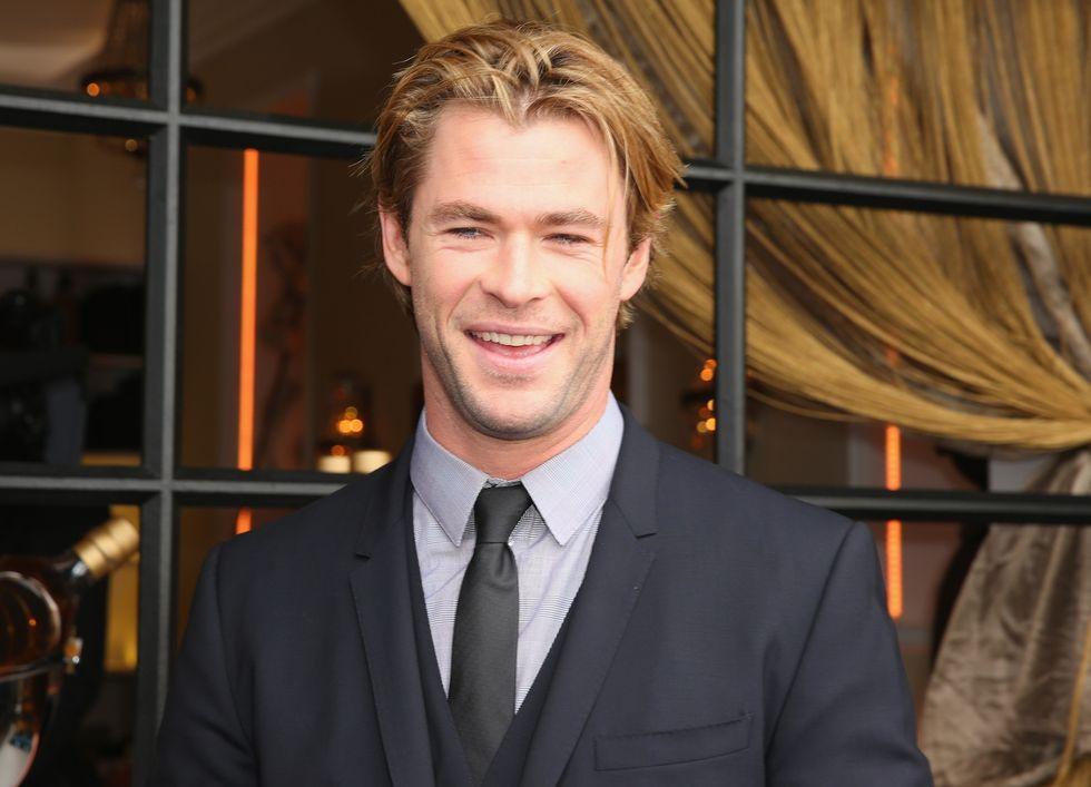 Chris Hemsworth è l'uomo più sexy del mondo secondo People