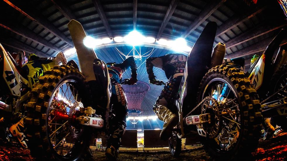 """""""Monster Energy Genova Supercross"""": la pista"""
