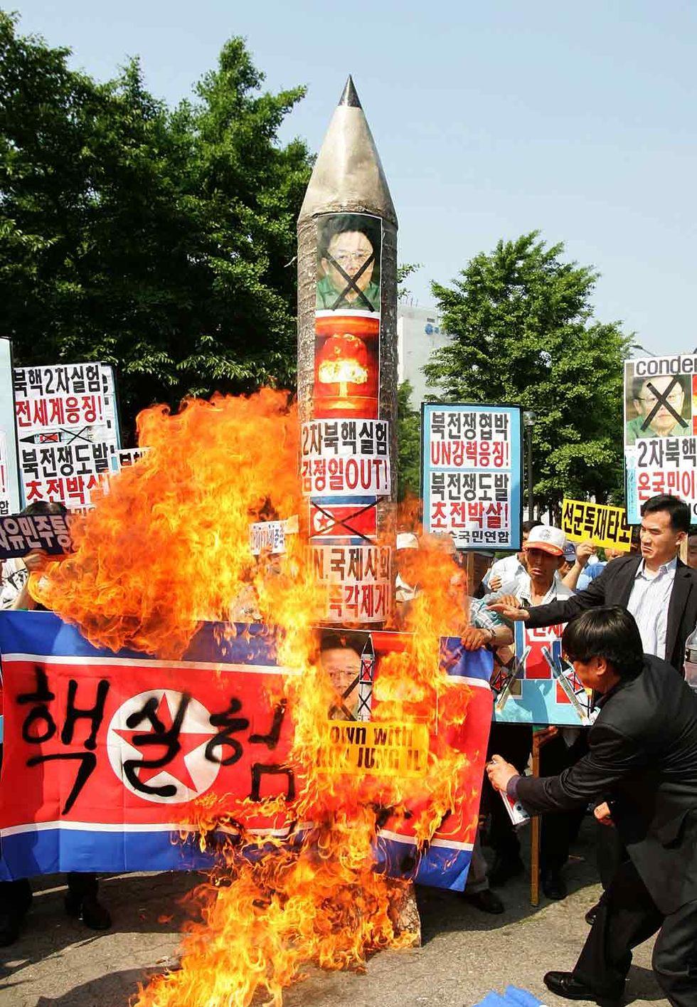 Ora la Corea del Nord brandisce la minaccia nucleare