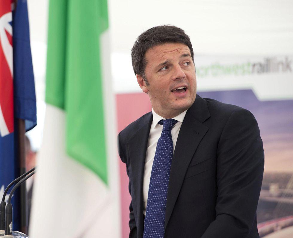 Renzi attacca non chi fa, ma chi organizza gli scioperi