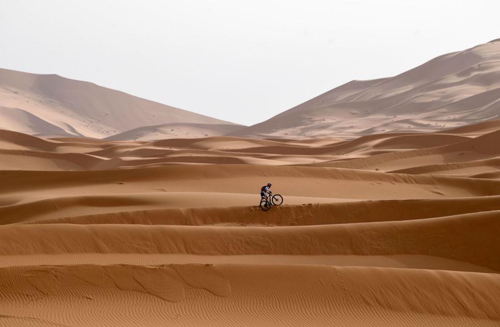 marocco mountain bike