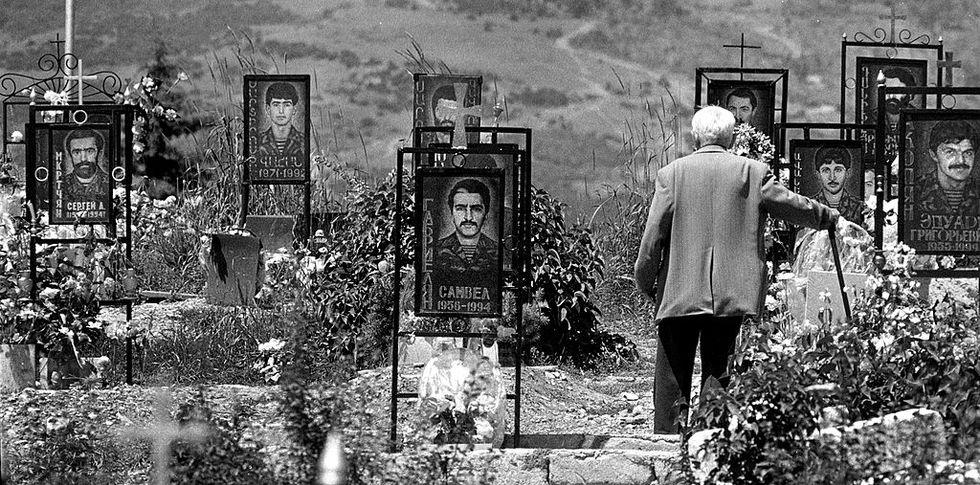 Il buco nero del Nagorno Karabakh, a 25 anni dalla strage di Khojaly