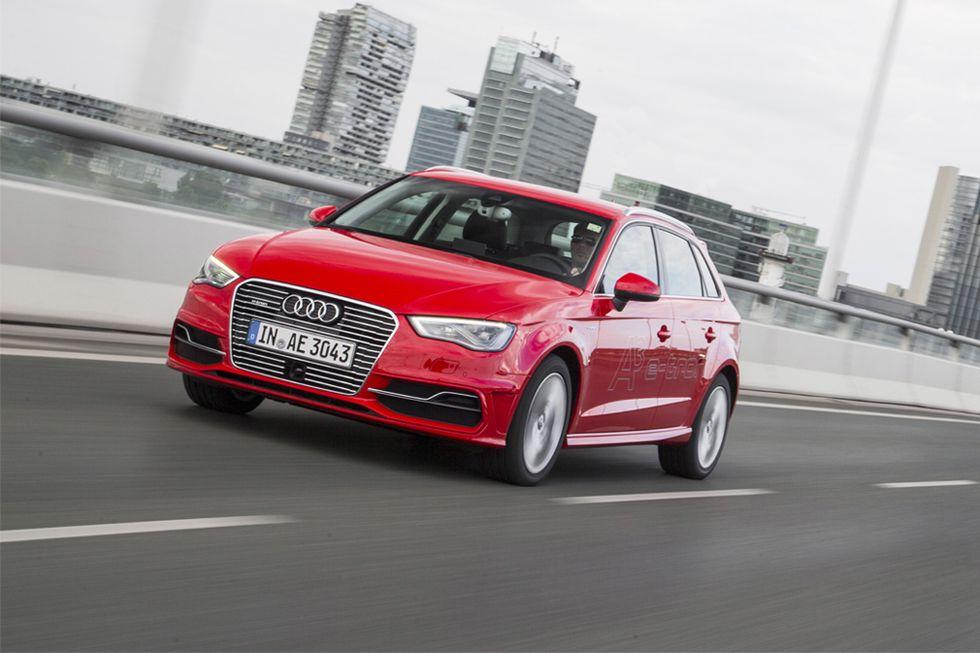 Audi A3 Sportback e-tron: il futuro della mobilità