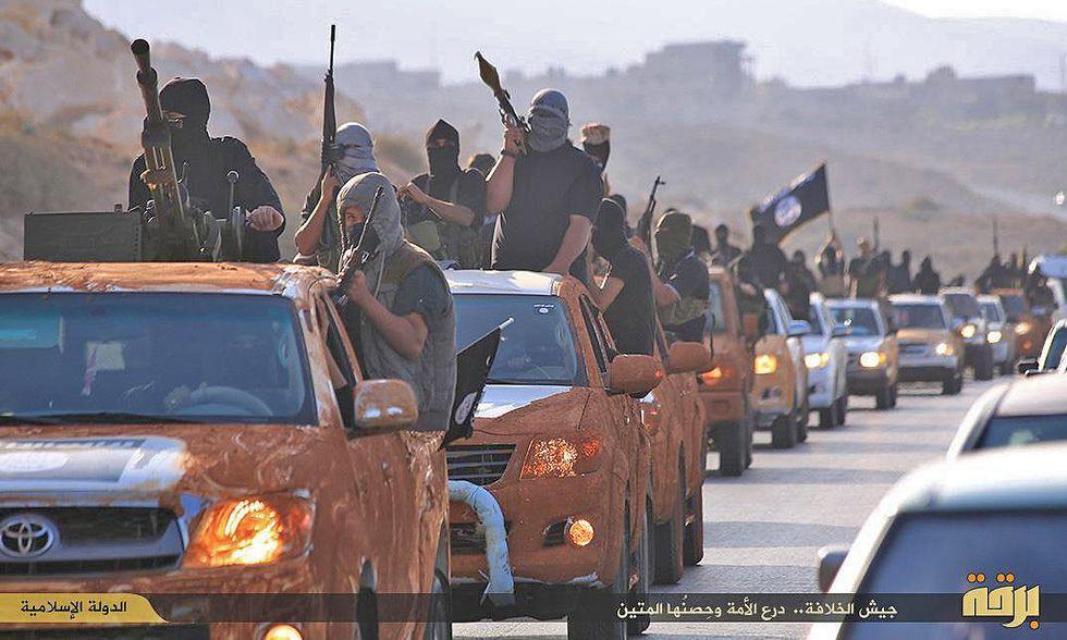 Le armi dello Stato Islamico