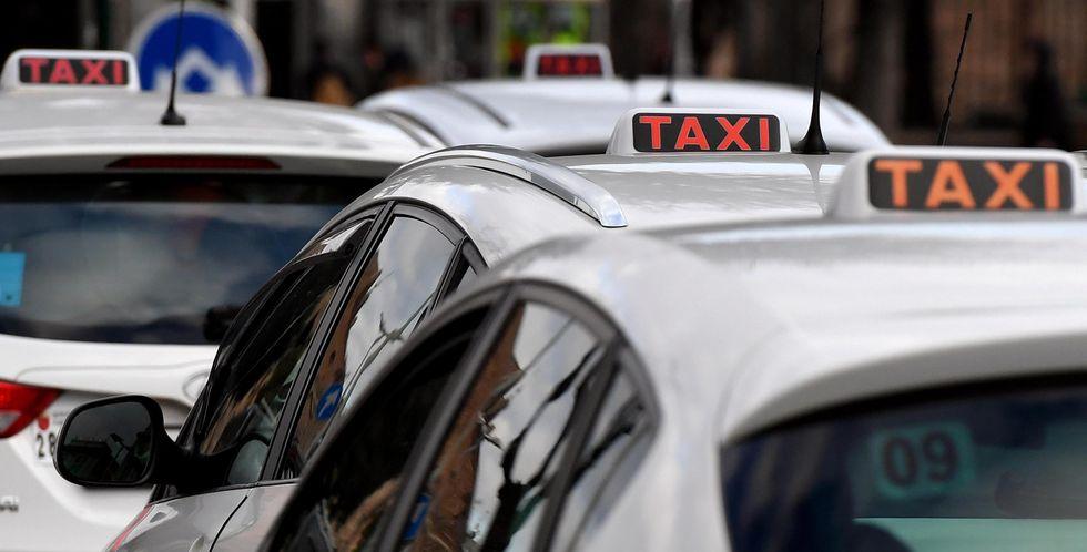 Taxi-sciopero