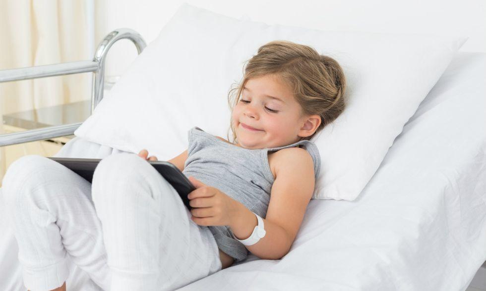 Così la scuola entra in ospedale grazie alla tecnologia