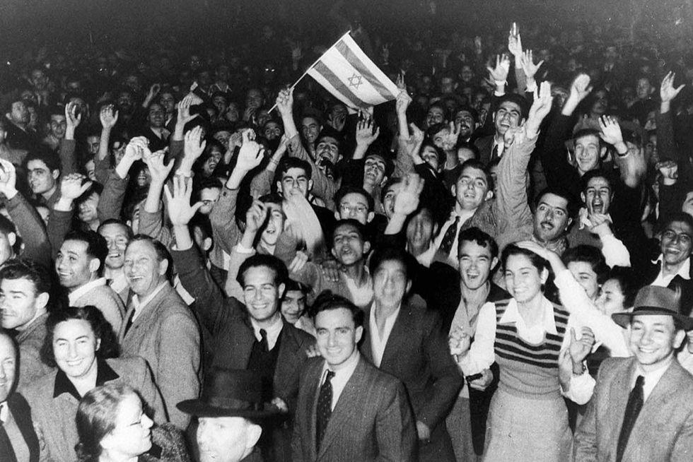 onu israele 1948