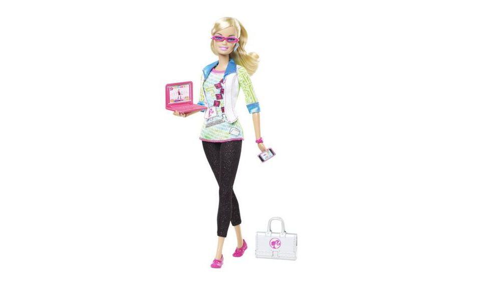 Barbie (ri)diventa sviluppatore informatico