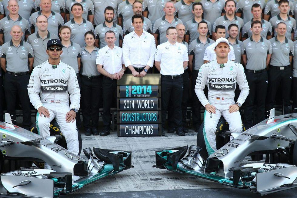 Le pagelle del Mondiale 2014: Rosberg, la grande sorpresa
