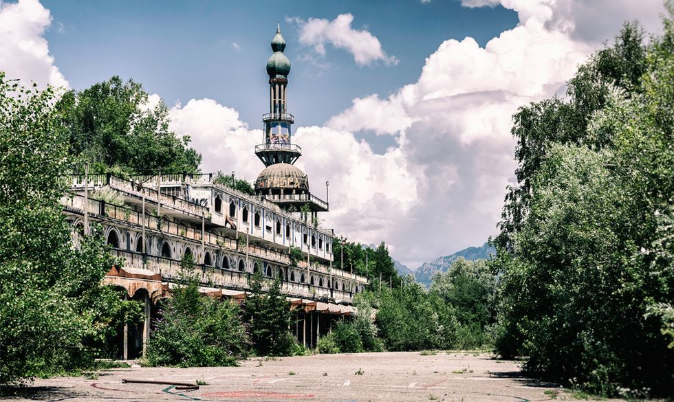 Le 10 città abbandonate più spettrali del mondo