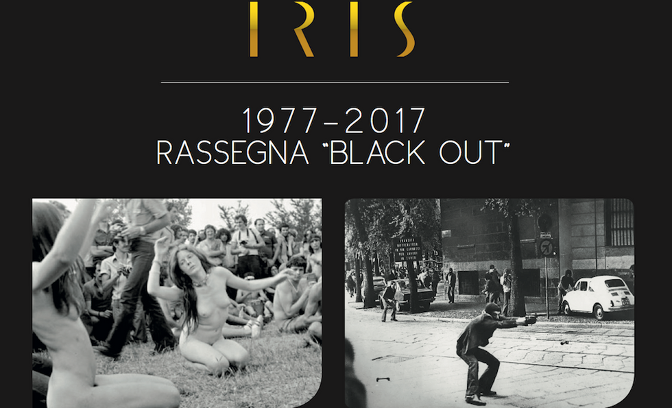Iris Black out