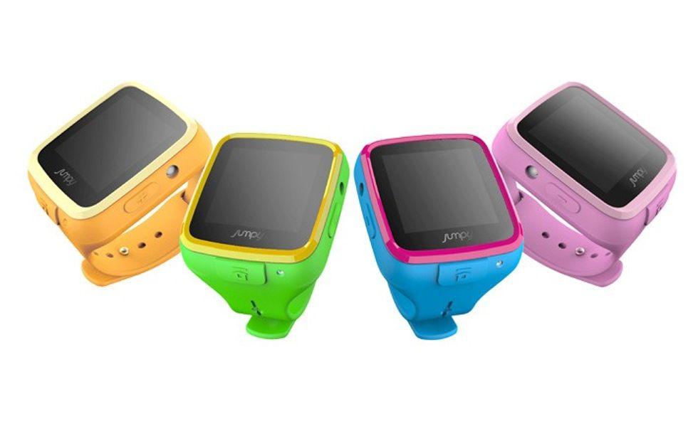 Jumpy, ecco perché gli smartwatch sono roba per bambini