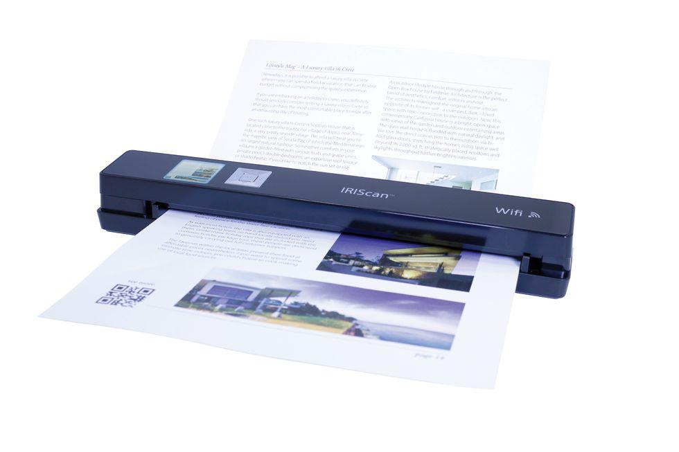 Stampante addio, la carta ora viaggia sugli scanner portatili