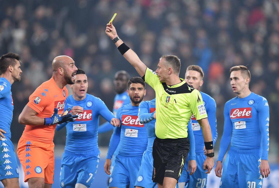Juve-Napoli e la coppa Italia dei veleni. Tutti contro arbitro (e Rai)