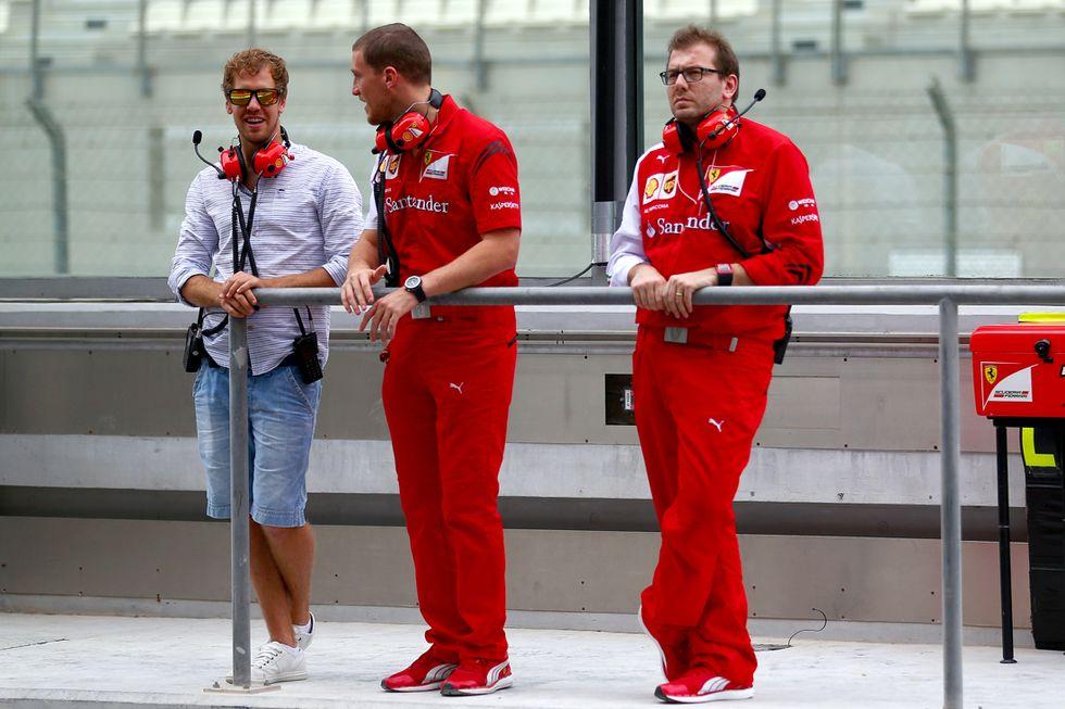 """Minardi: """"Brava Ferrari, Arrivabene è la persona giusta"""""""