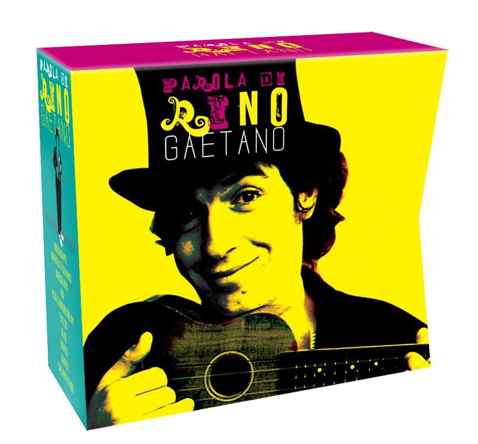 Rino Gaetano: la discografia completa in edicola