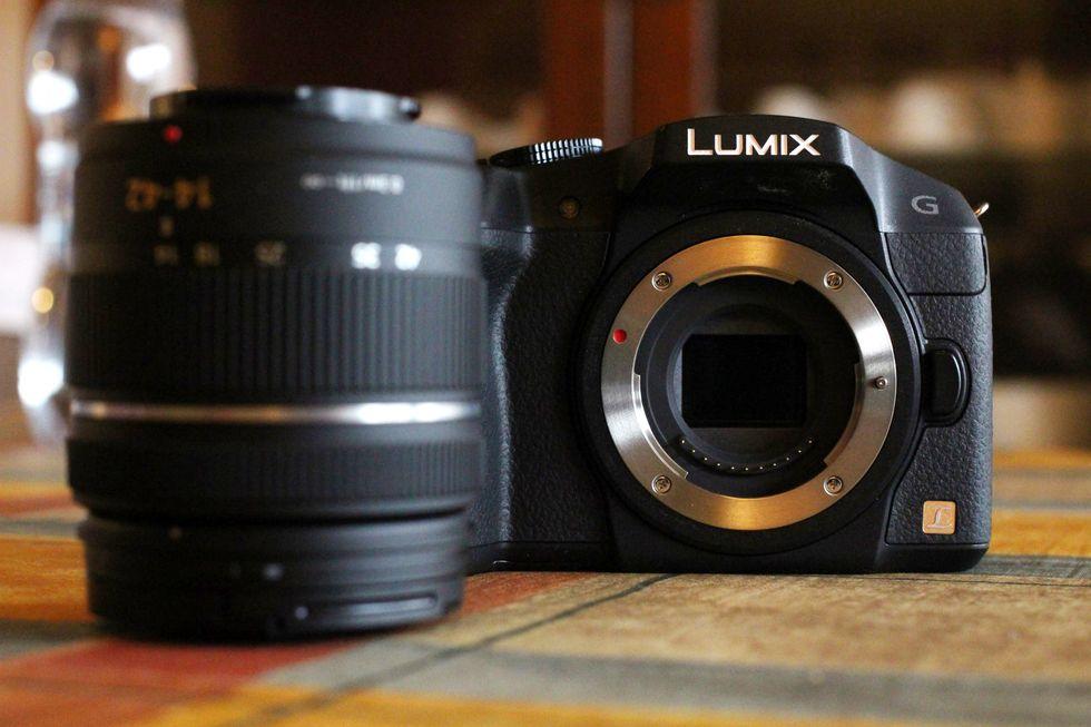 Panasonic Lumix G6, la recensione