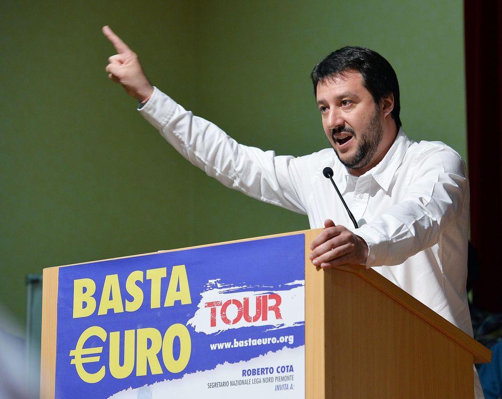 Euro, le idee di Lega e 5 Stelle