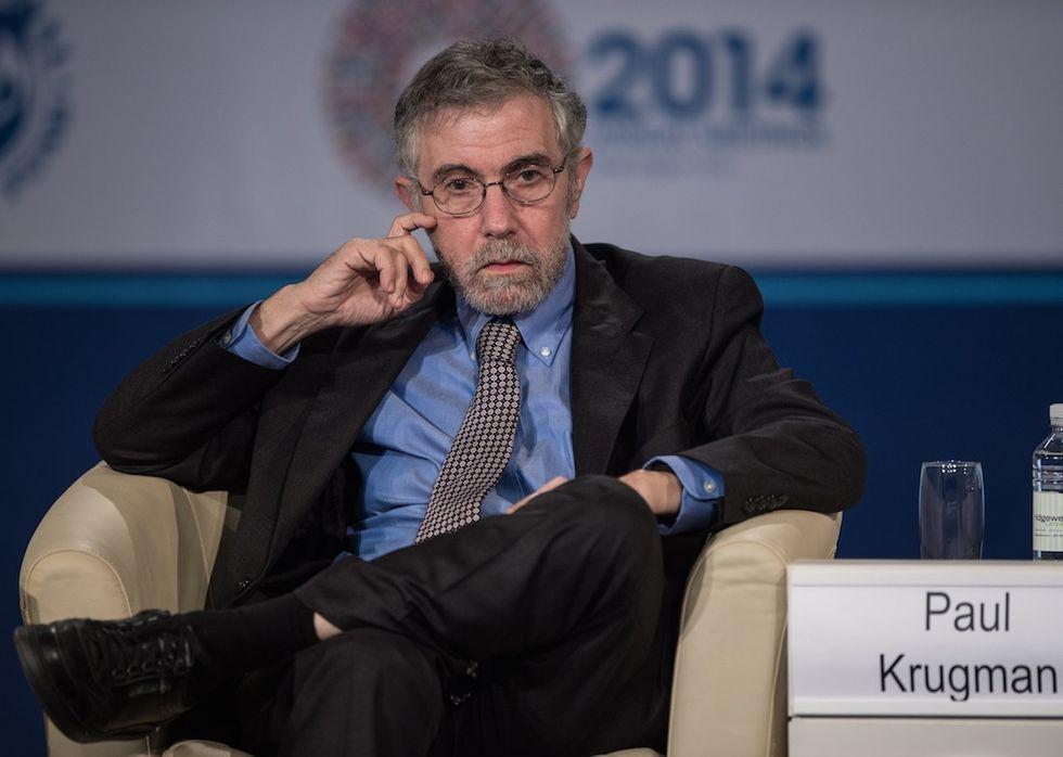 Paul Krugman: le 5 previsioni economiche sbagliate