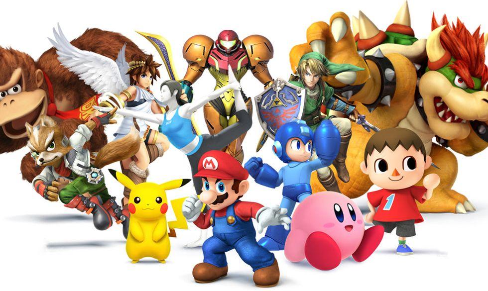 Super Smash Bros. per Wii U, 5 cose da sapere + 4 video
