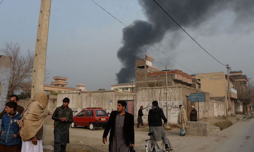 Save The Children, Jalalabad