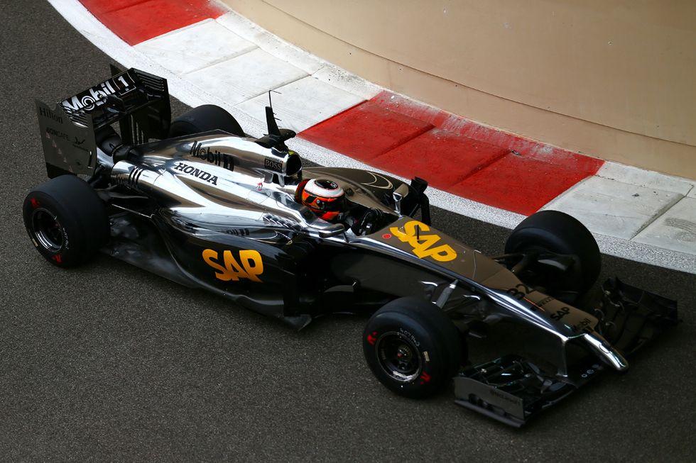 McLaren-Honda: ecco la nuova auto di Alonso
