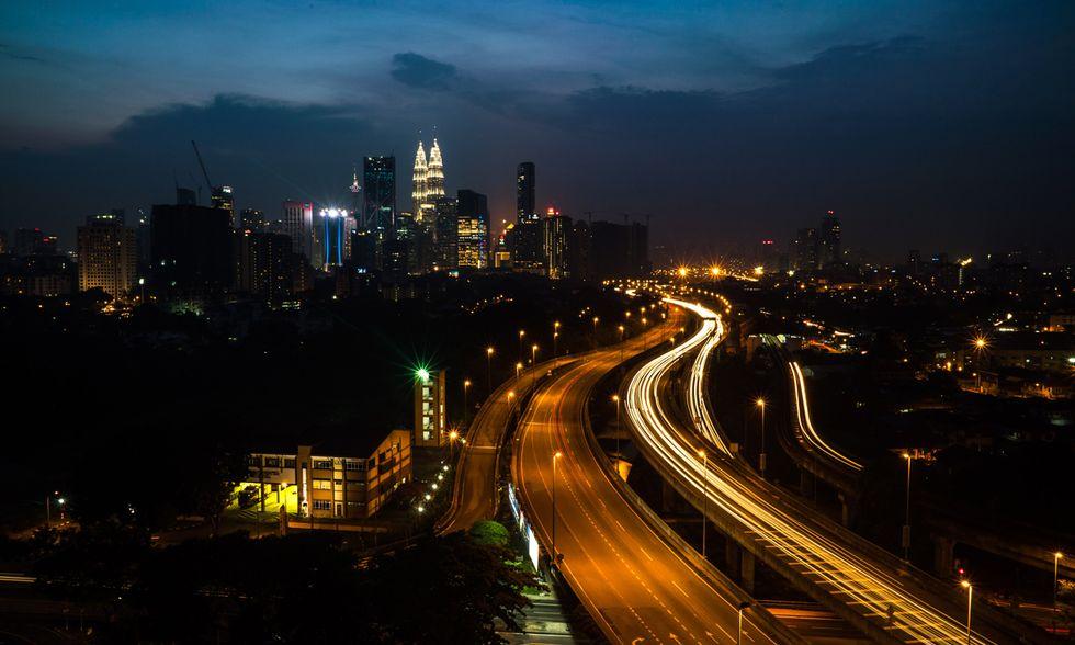 Kuala Lumpur cresce nel cemento