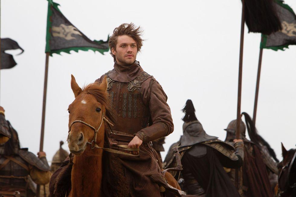 Marco Polo: 5 cose da sapere (e 1 video) sulla nuova serie di Netflix