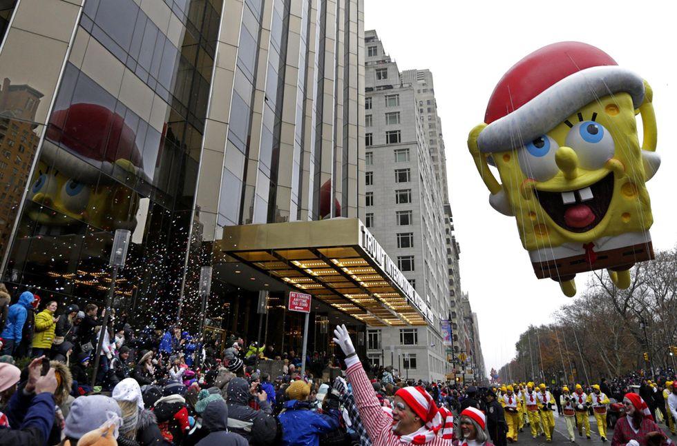 Thanksgiving Day: la parata a New York