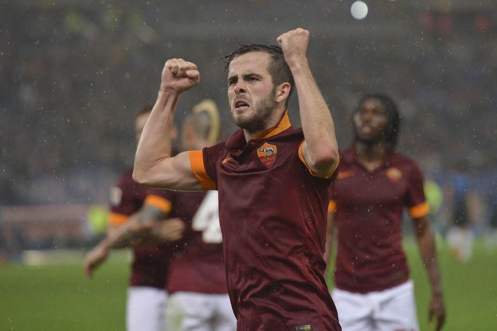 Roma-Inter 4-2: la moviola in diretta
