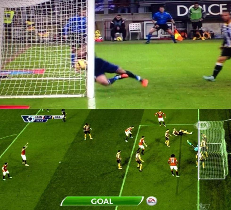 Goal o no? La differenza tra Serie A e Premier