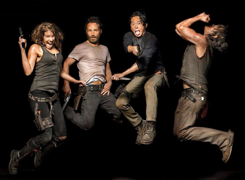 The Walking Dead: l'ultimo appuntamento del 2014