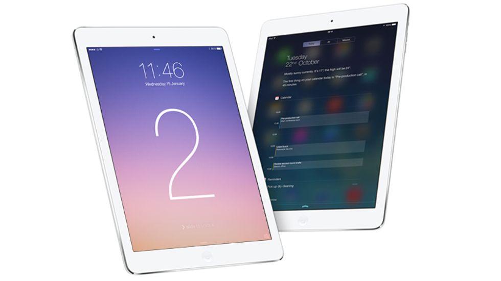 Apple: super iPad Air in arrivo?