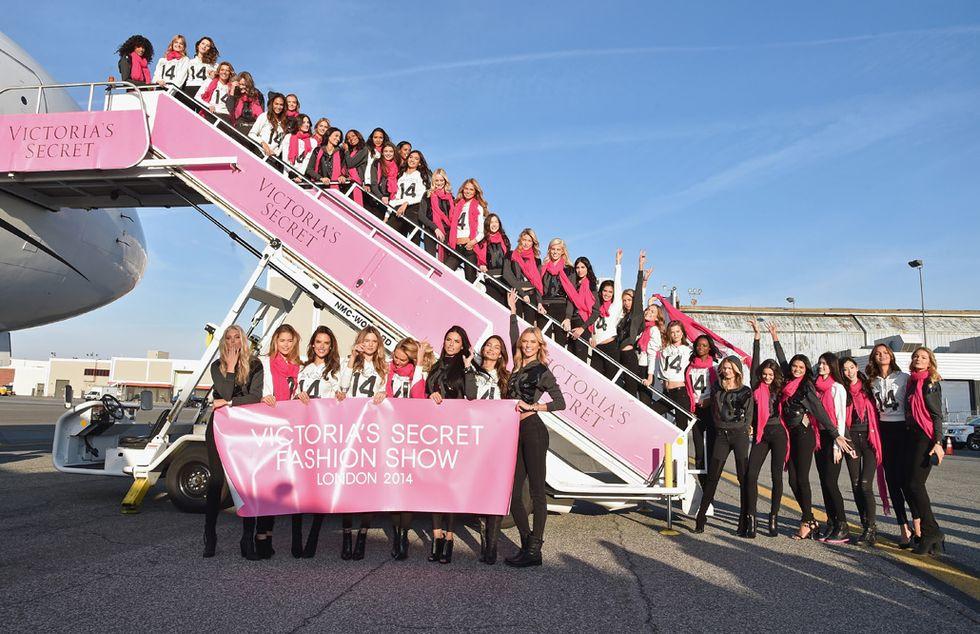 Victoria's Secret Fashion Show 2014: si parte!