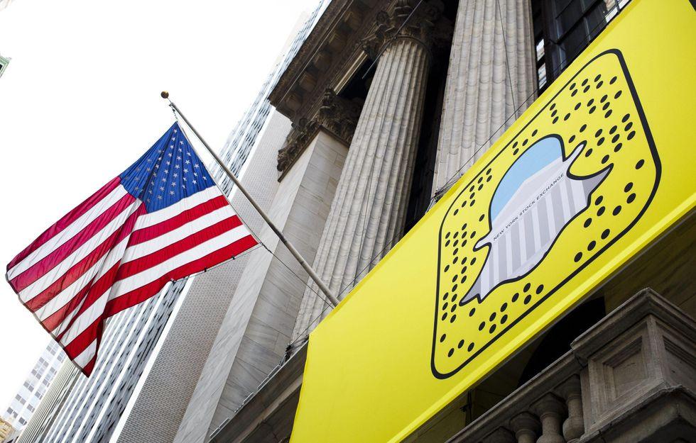 Snapchat, tutti i numeri dello sbarco a Wall Street