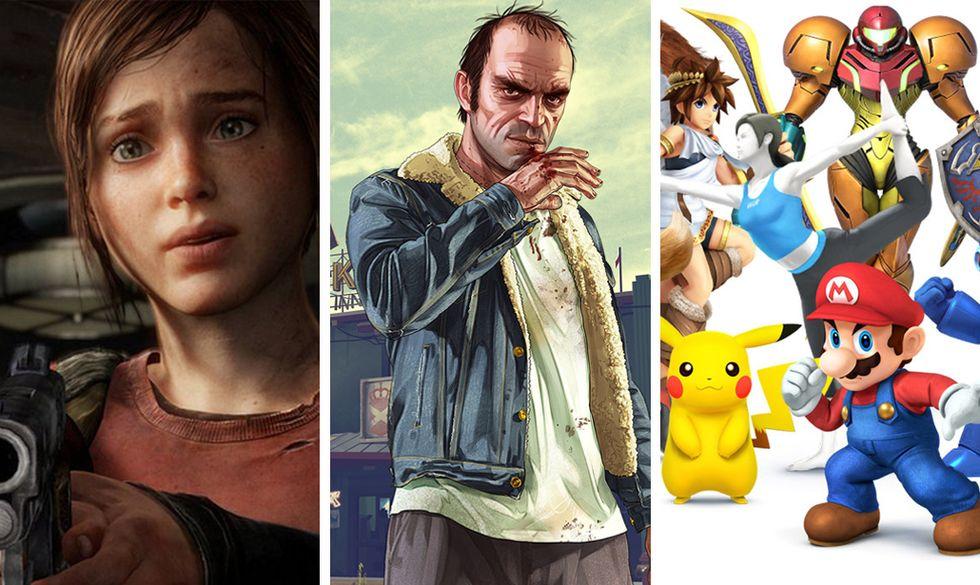 I migliori videogame del 2014 (new entry Super Smash Bros.)