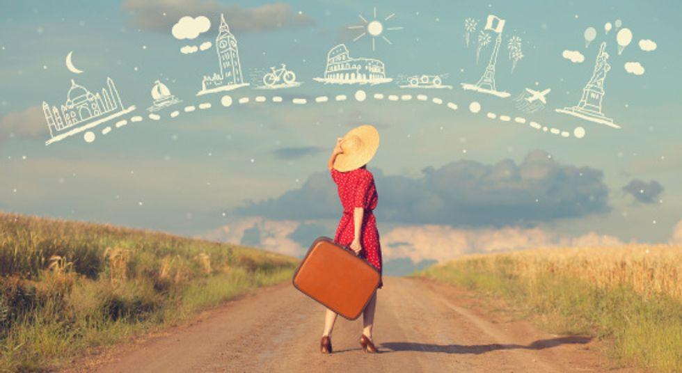 """La sindrome di """"wanderlust"""": ecco chi è """"malato di viaggi"""""""