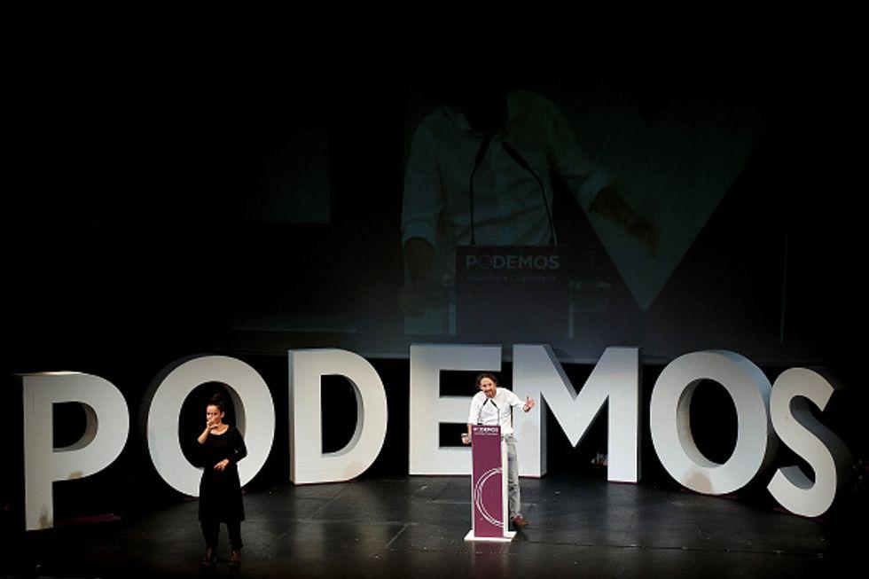 Ma i Podemos sono i grillini di Spagna?