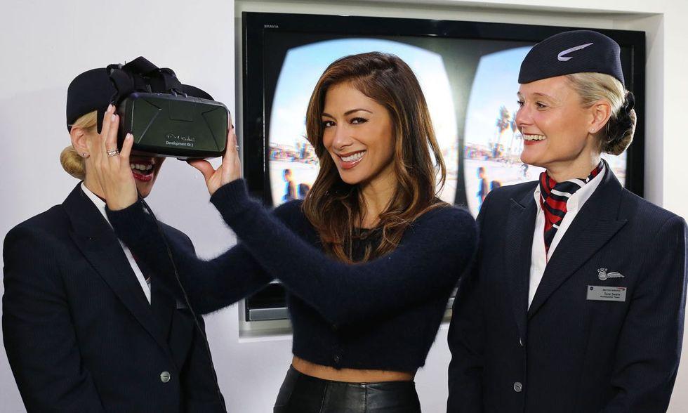 Realtà virtuale, così ci porterà dall'altra parte del mondo