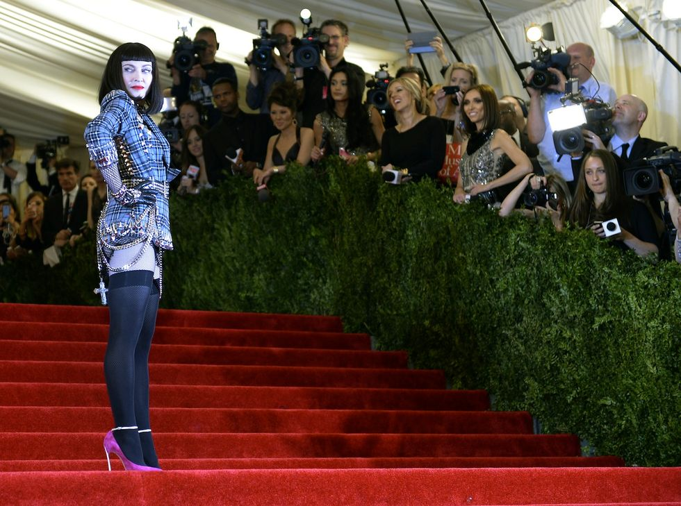 """Madonna: """"Nella vita ho provato tutto, anche le droghe"""""""