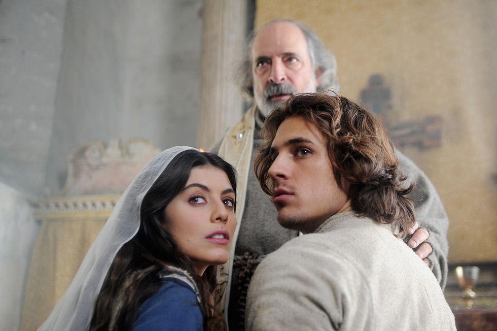 Romeo e Giulietta, al via la miniserie di Canale 5