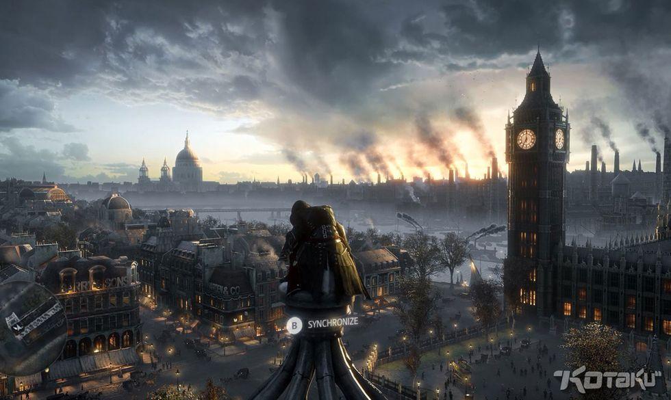 Il nuovo Assassin's Creed sarà ambientato nella Londra vittoriana