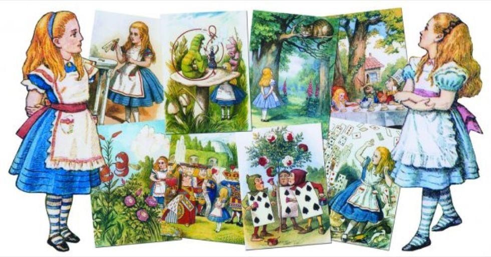 Sottosopra: Lo strampalato mondo di Alice