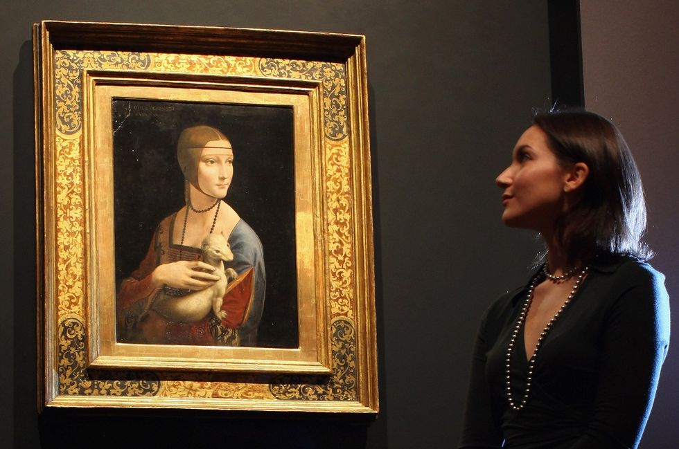 Italian historians looking for Leonardo da Vinci's descendants