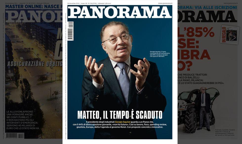 Giorgio_Squinzi_confindustria_Matteo_Renzi