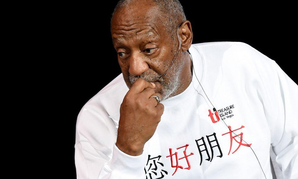 Bill Cosby a processo per violenza sessuale