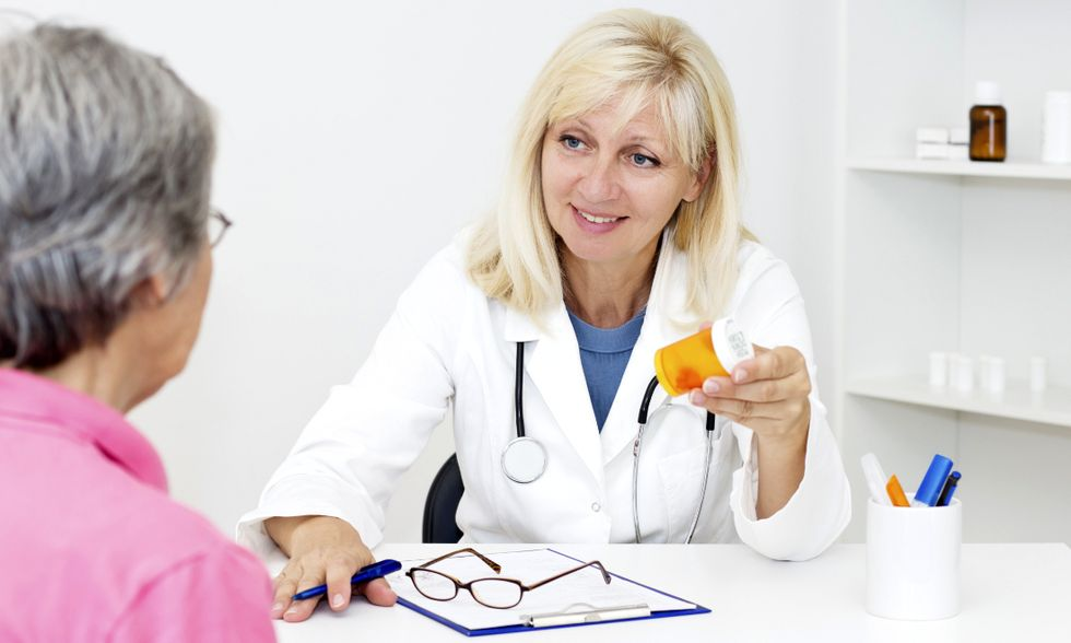 dottore medico visita