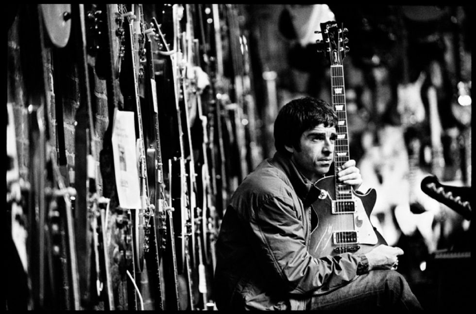 Oasis - Manchester: the story so far