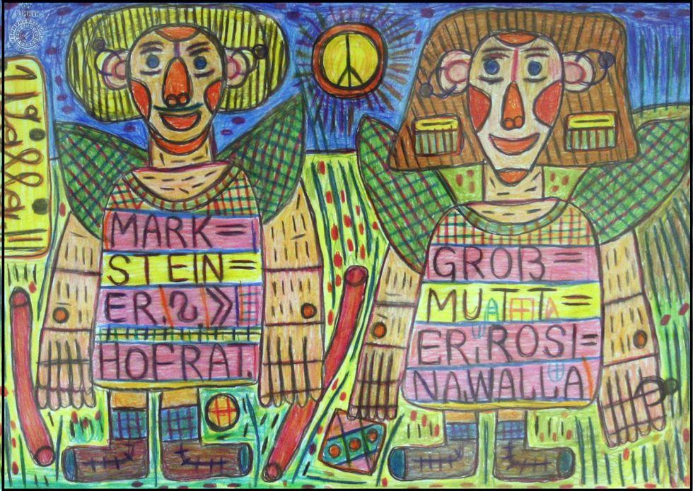 Art Brut: quando il disagio psichico si traduce in capolavori