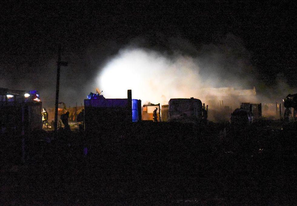 Incendio di Rignano: cresce il sospetto che sia stato doloso